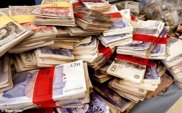 European Super League money