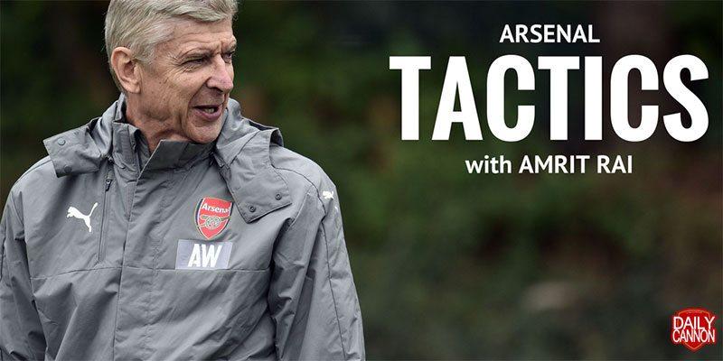 Arsenal tactics