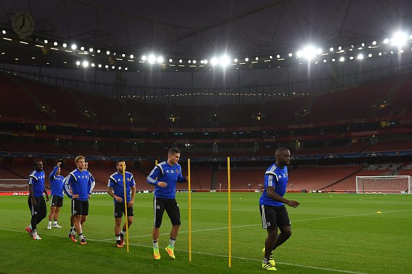 Basel players will relish the underdog tag ahead of their matchday two fixture at the Emirates, against an Arsenal side building momentum. | (Photo: Mike Hewitt / Getty Images)
