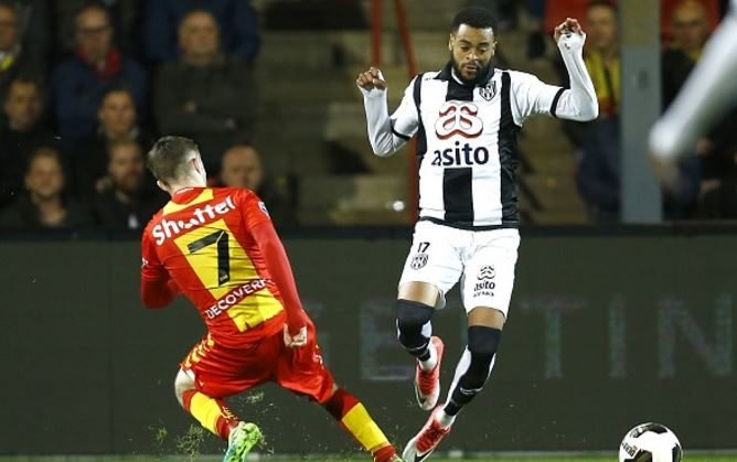 Crowley in action against Heracles