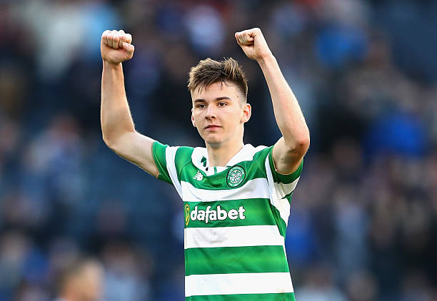 Celtic's highly-rated left-back Kieran Tierney has committed his future to the Bhoys amid interest from Arsenal.