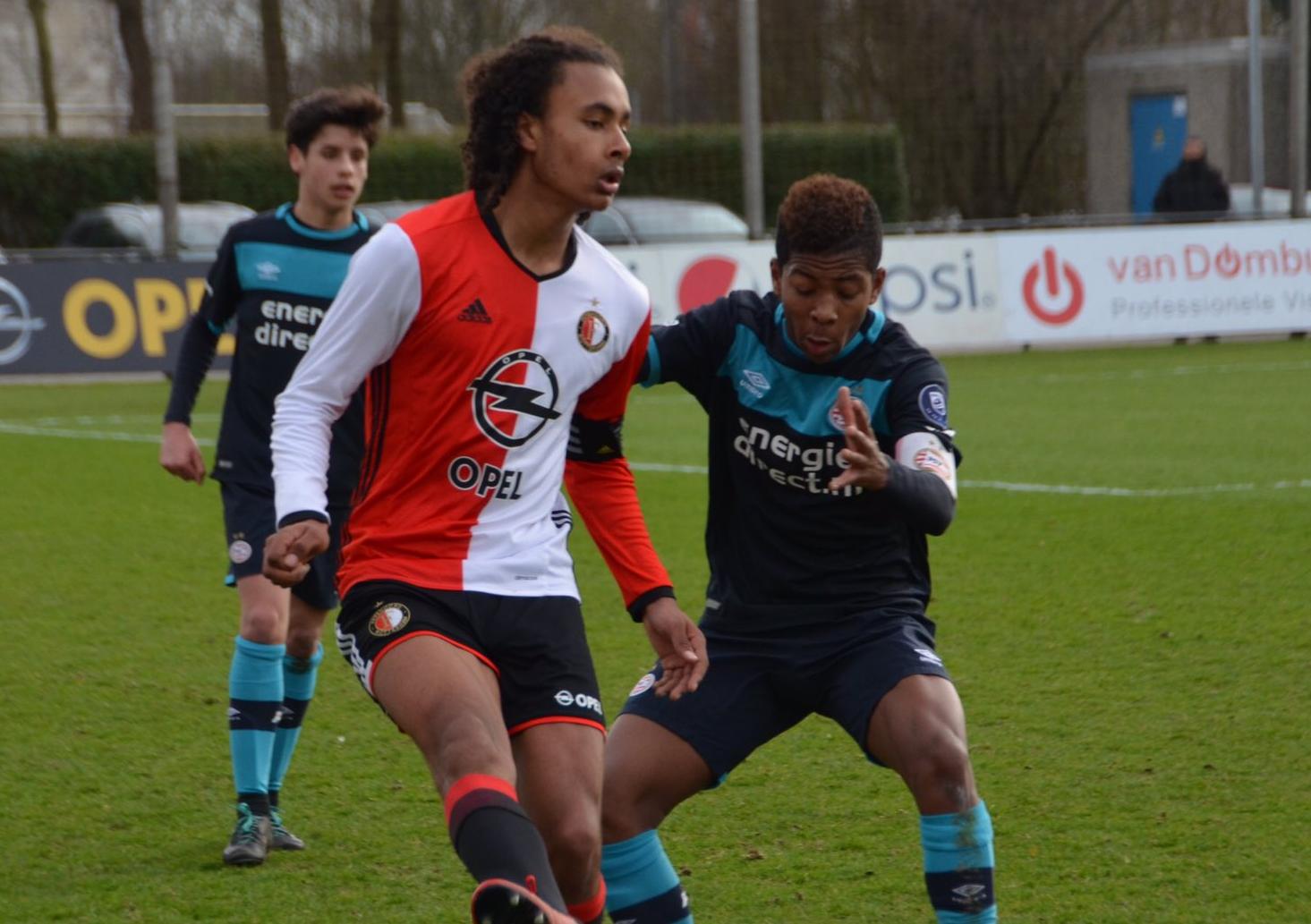 Arsenal Close To Signing 16 Year Old Joshua Zirkzee