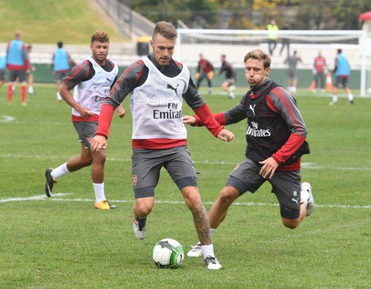 Ramsey and Monreal