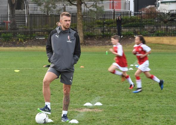 Sydney Soccer School Ramsey