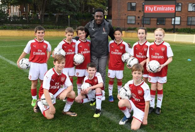 Sydney Soccer School Welbz