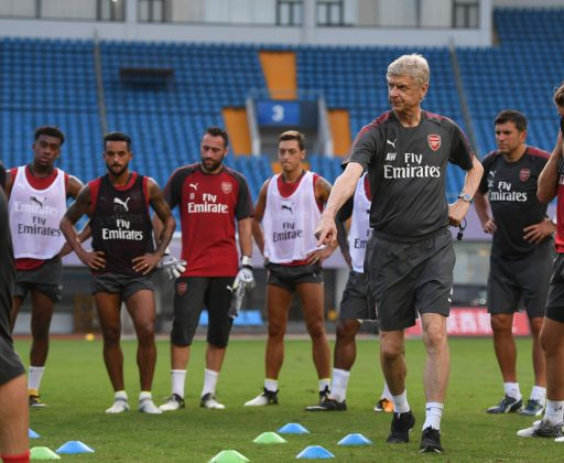 Wenger dictates