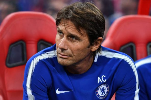 Antonio Conte of Chelsea