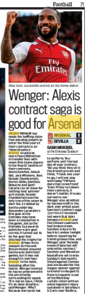 daily mail 170731 wenger on contracts