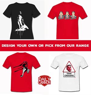 dc tshirts ad