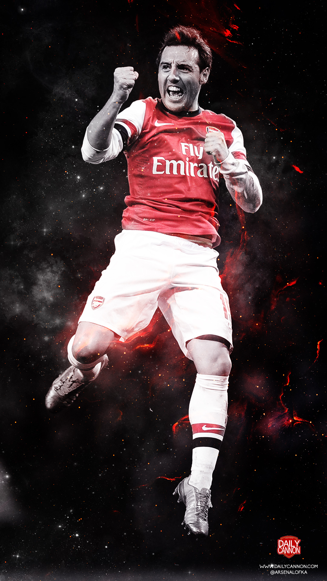 8 Arsenal Mobile Wallpapers Featuring Players Worthy Of Wearing The Shirt Daily Cannon
