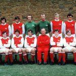 Arsenal squad 1970 71