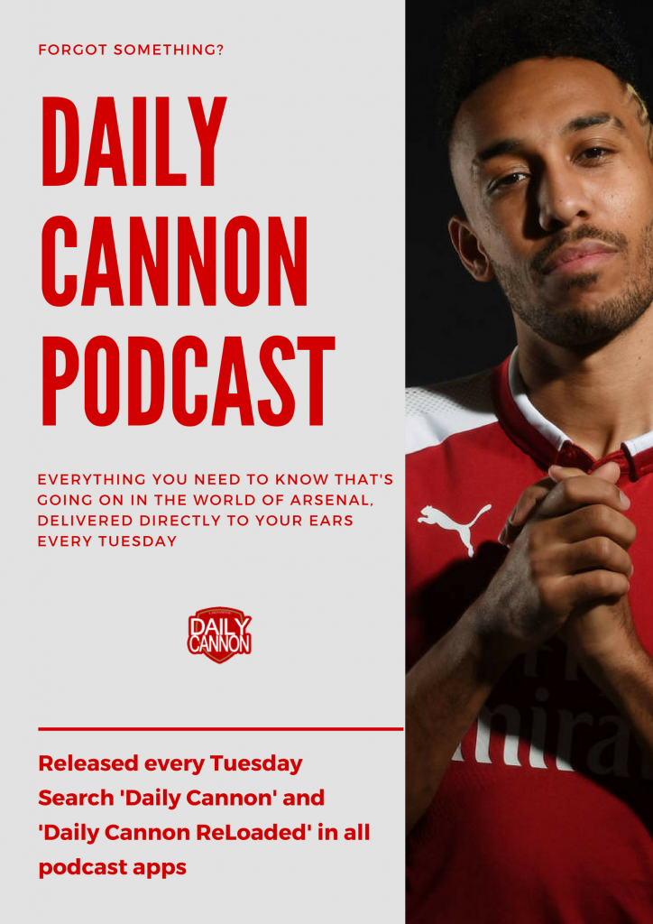 daily cannon podcast 1