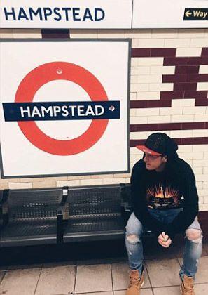 ozil london 1