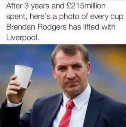 Brendan Rodgers was easy to dismiss before this season