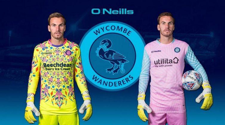 Wycombe Wanderers Goalkeeper