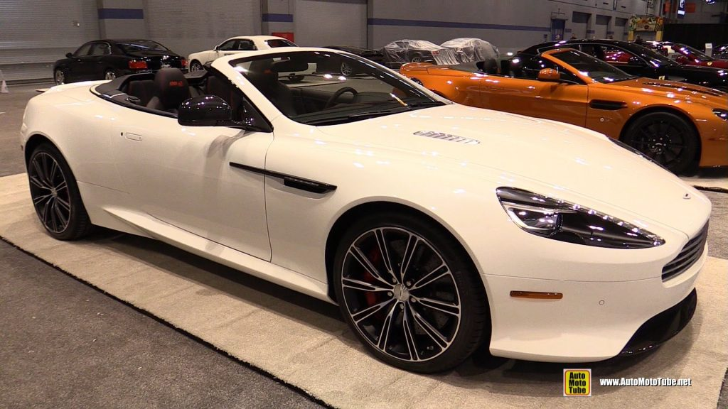 Aubameyang Aston Martin