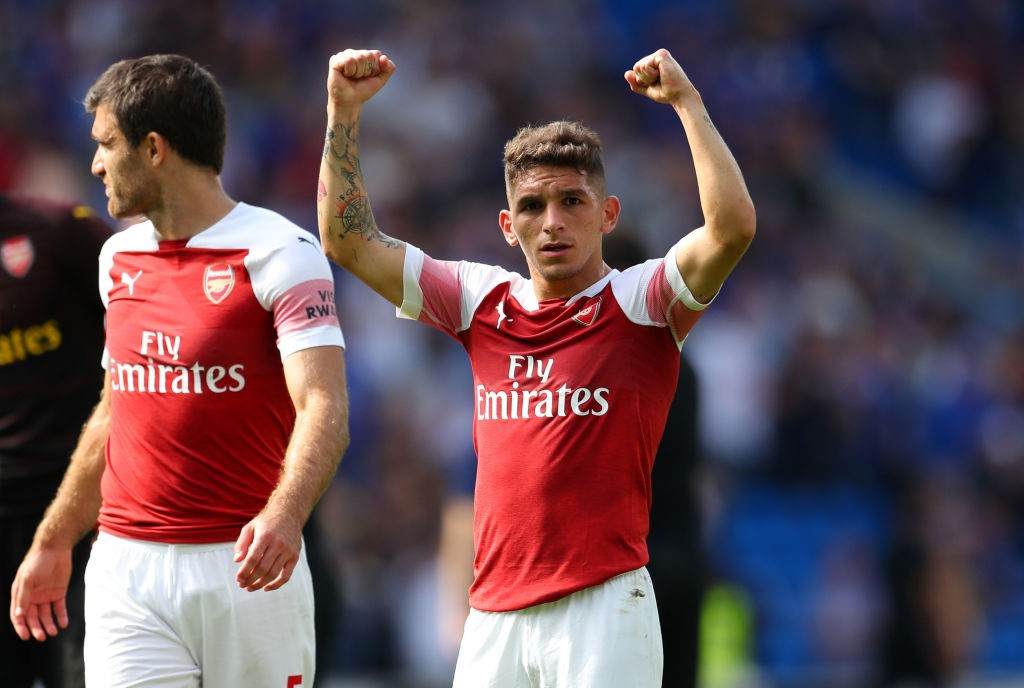 Lucas Torreira Hails 'beautiful' Arsenal Song That Makes
