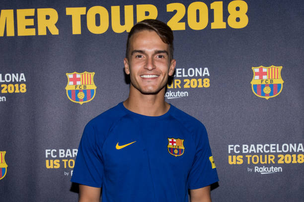 BEVERLY HILLS, CA - JULY 27: Denis Suarez attends the 'FC Barcelona Welcome Party' at Waldorf Astoria Beverly Hills on July 27, 2018 in Beverly Hills, California. (Photo by Emma McIntyre/Getty Images)