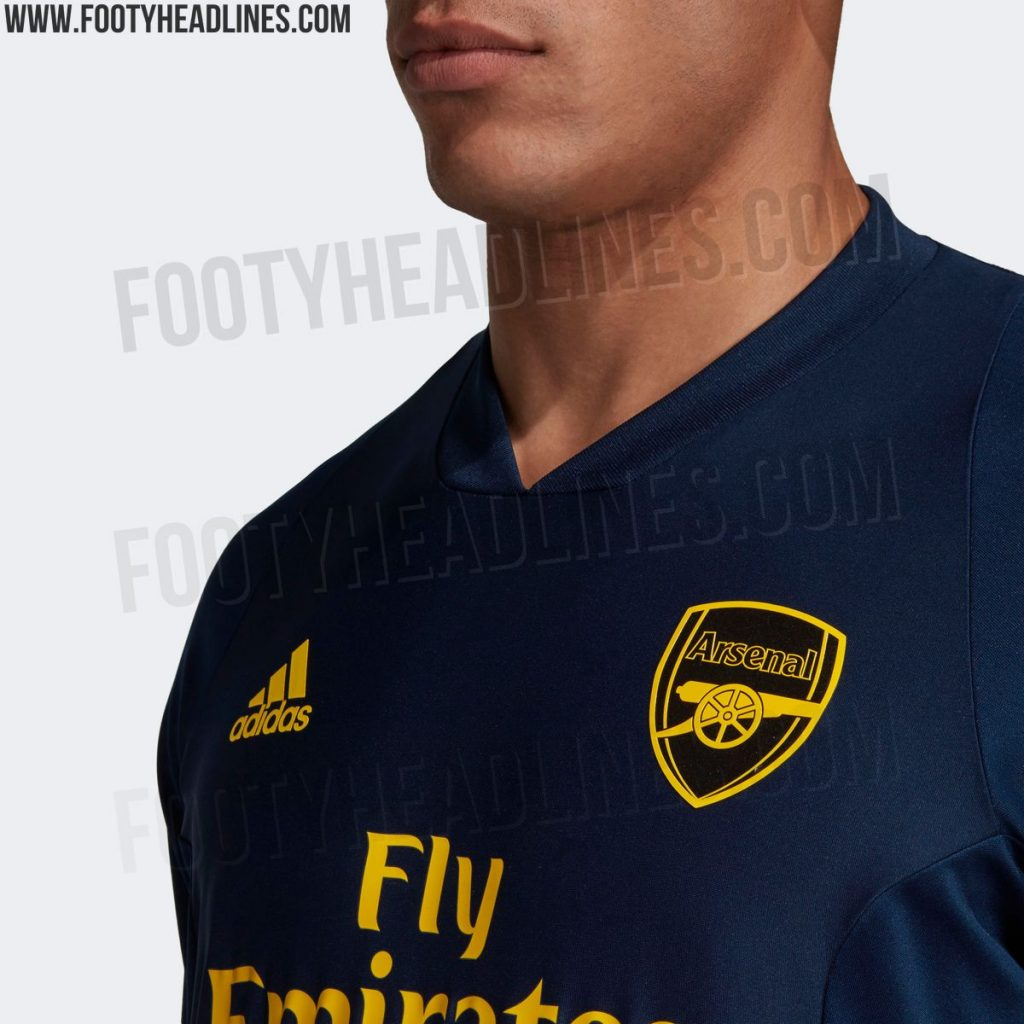 brand new 42949 315fc Leaked: New Adidas Arsenal 2019/20 international training ...