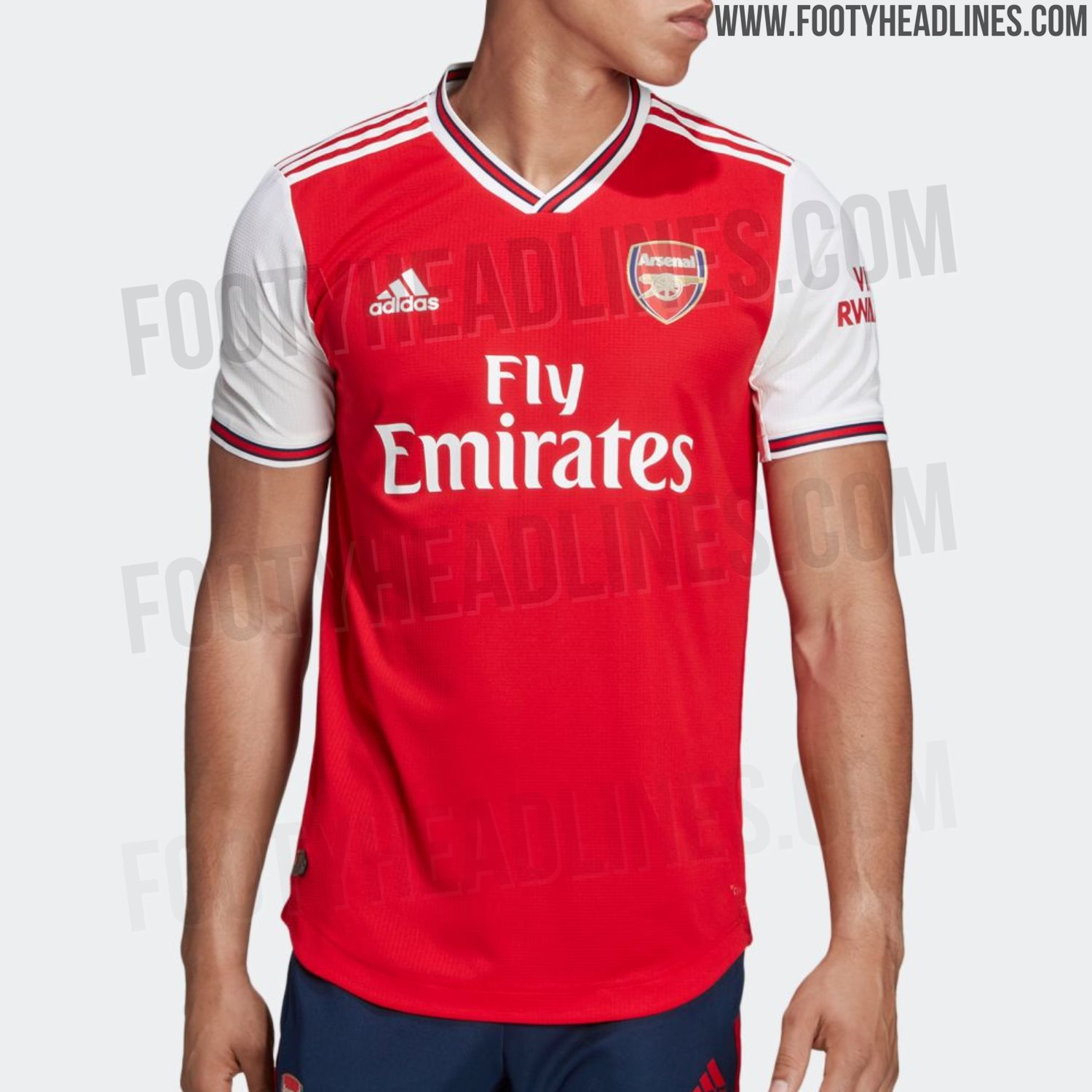 finest selection 87292 45b3d Leaked: 12 new official pictures of the 2019-20 Arsenal ...