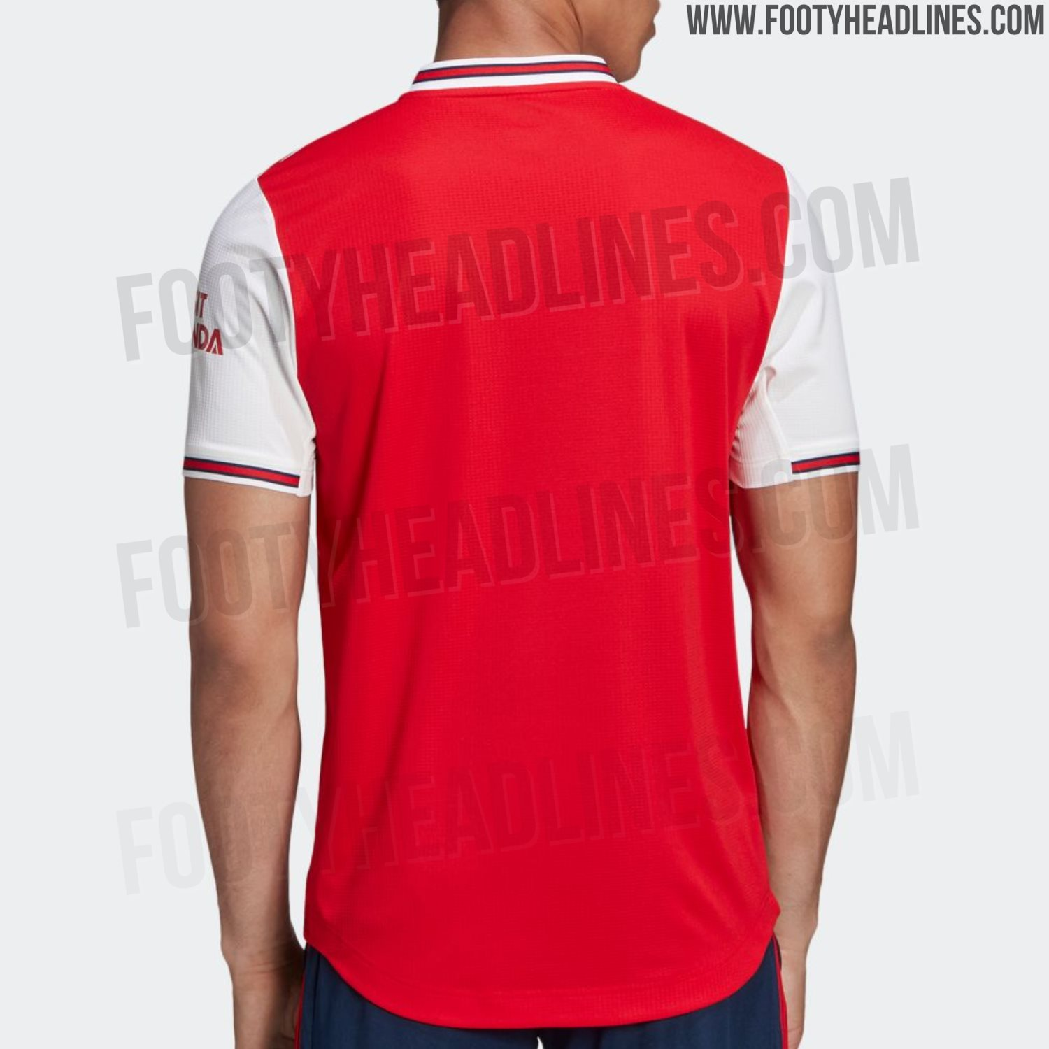 Leaked 12 New Official Pictures Of The 2019 20 Arsenal Adidas Home Kit Daily Cannon