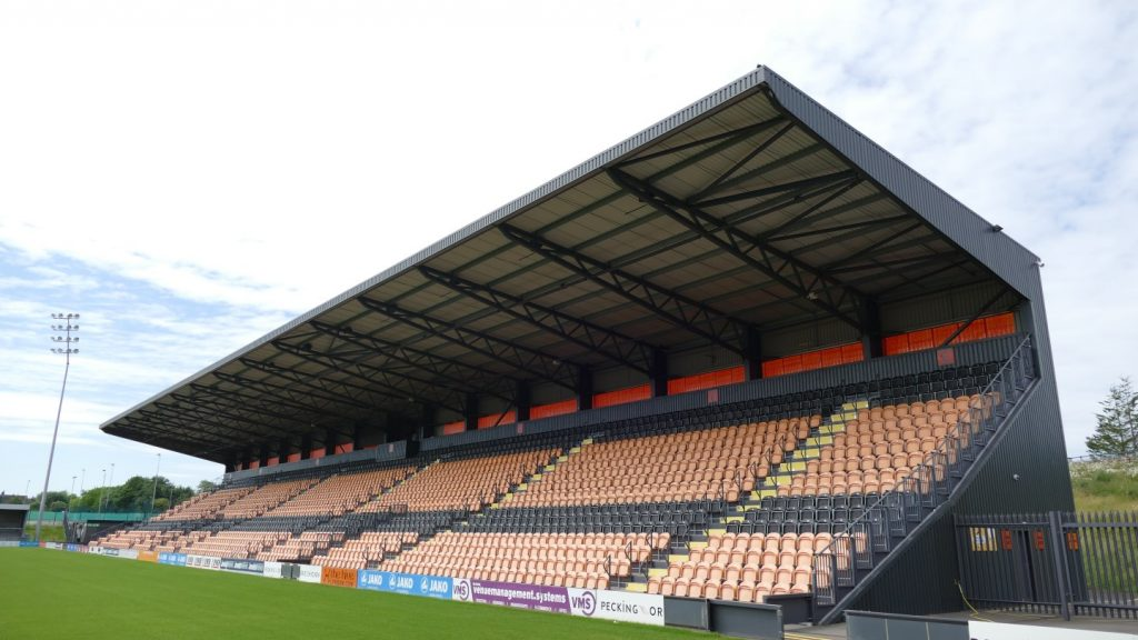 The Hive London (Photo via BarnetFC.com)