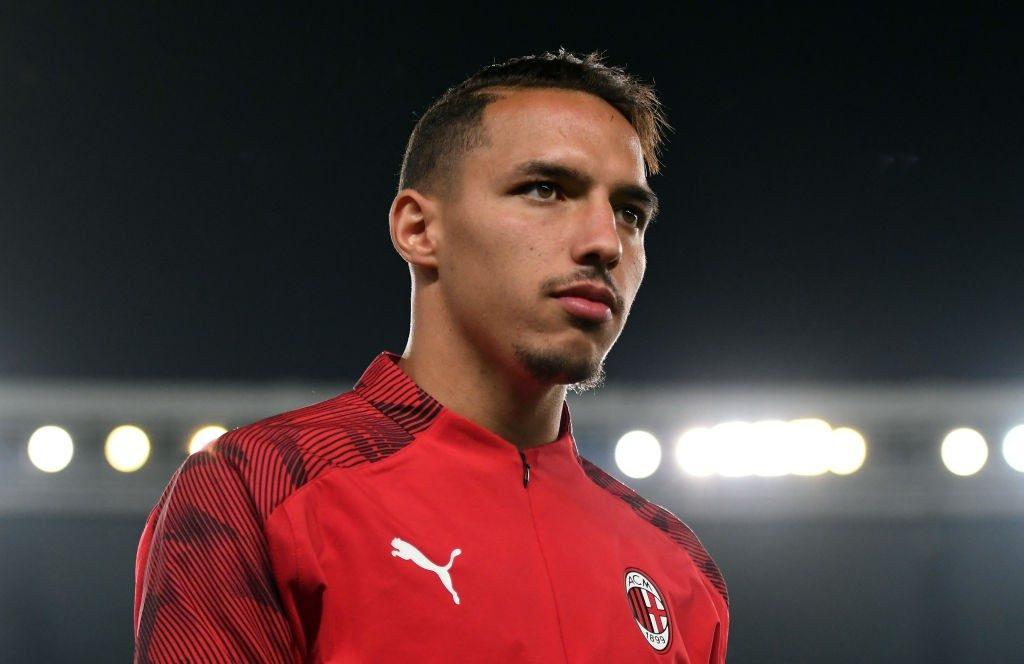 VERONA, ITALY - SEPTEMBER 15: Ismael Bennacer of AC Milan looks on during the Serie A match between Hellas Verona and AC Milan at Stadio Marcantonio Bentegodi on September 15, 2019, in Verona, Italy. (Photo by Alessandro Sabattini/Getty Images)