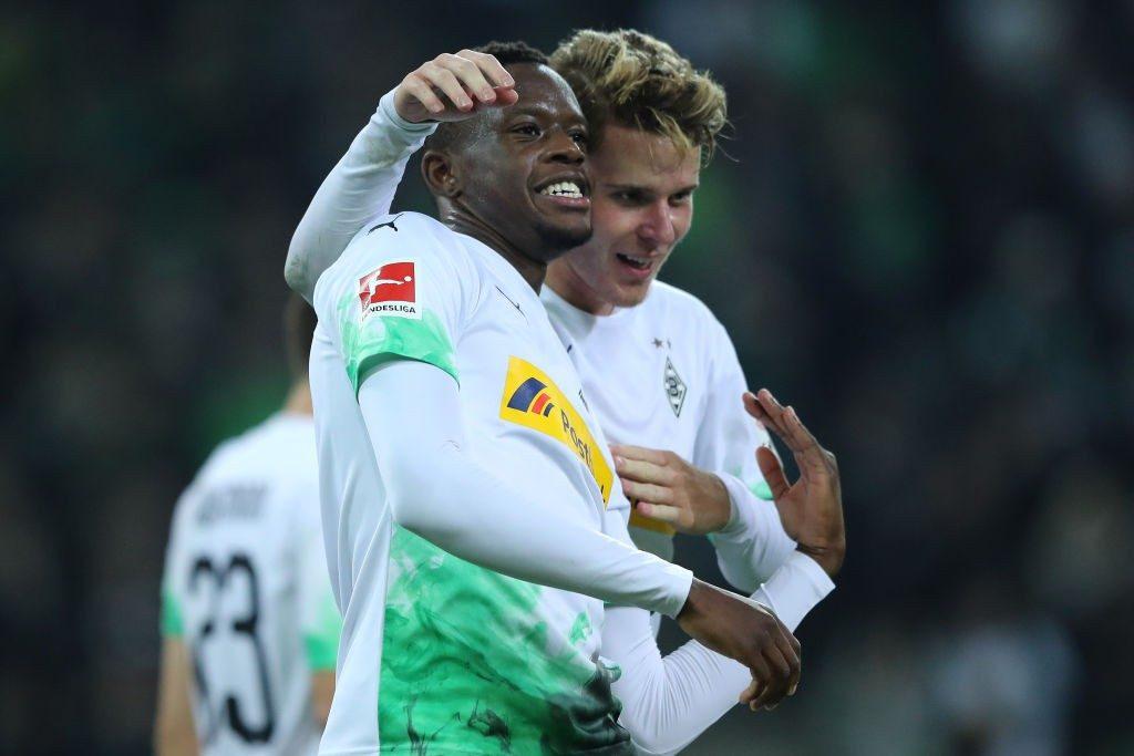 Borussia Moenchengladbach v Eintracht Frankfurt Bundesliga 1572365548