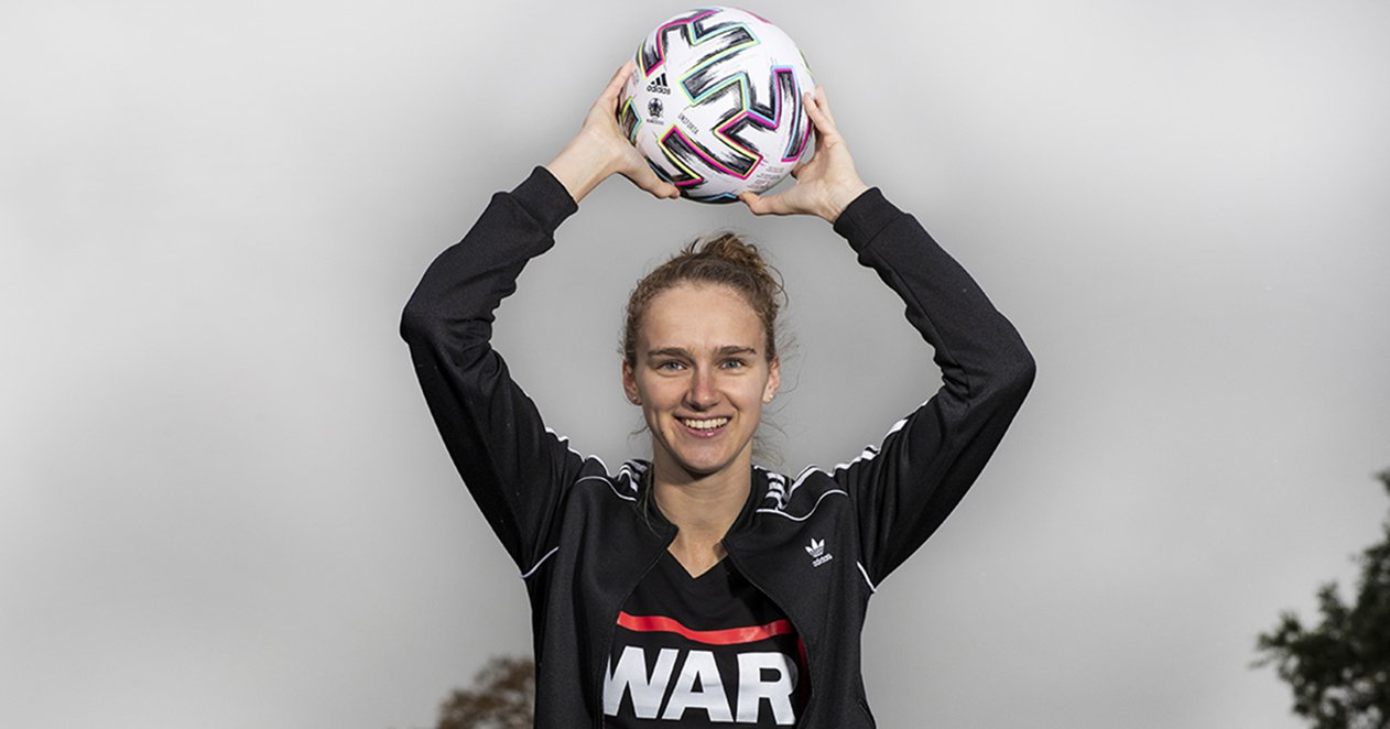 Vivianne Miedema becomes War Child's newest Ambassador