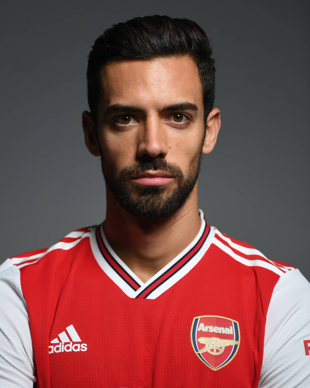 ST ALBANS, ENGLAND - JANUARY 26: Pablo Mari of Arsenal on January 26, 2020 in St Albans, England. (Photo by Stuart MacFarlane/Arsenal FC via Getty Images)