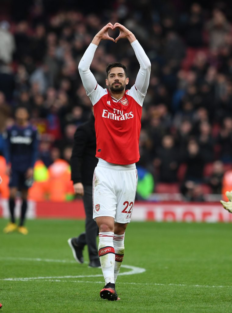 Pablo Mari (Photo via Arsenal on Twitter)