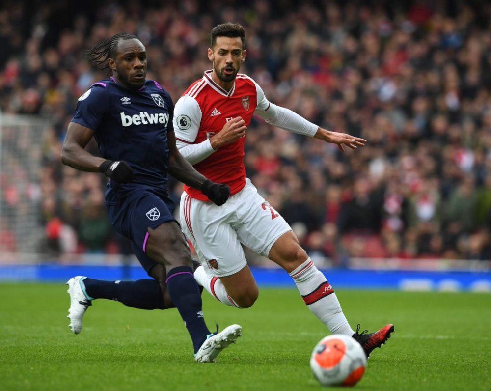 Pablo Mari (Photo via Arsenal on Twitter)