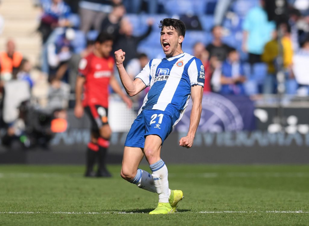 Kike Marin: Arsenal aren't interested in Marc Roca