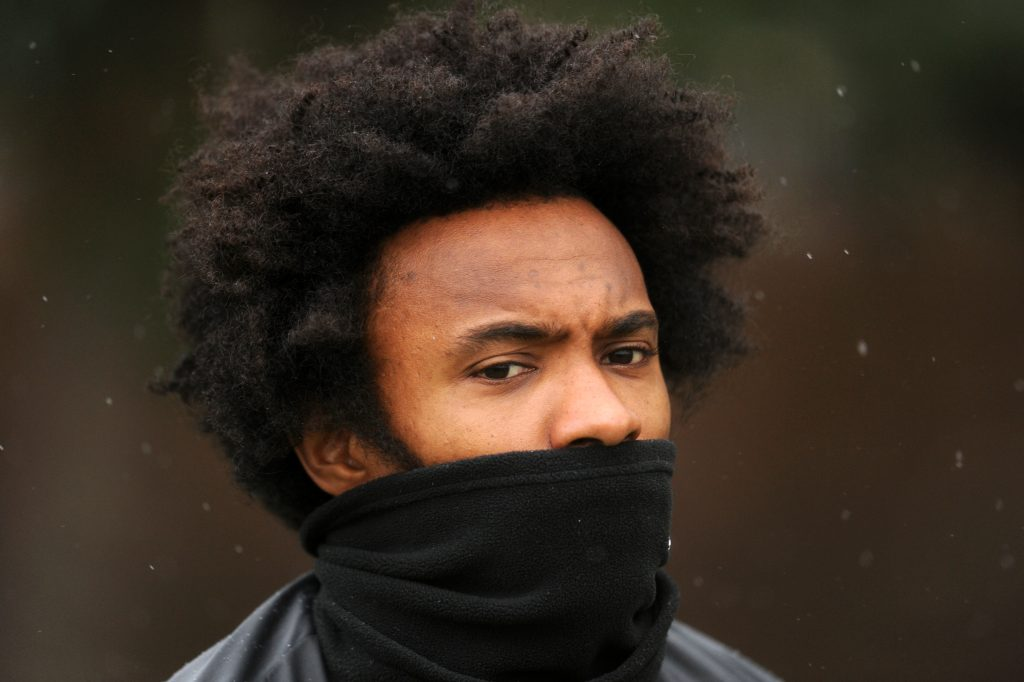 COBHAM, ENGLAND - FEBRUARY 24: Willian of Chelsea walks out ahead of a training session ahead of their UEFA Champions League Round of 16 first leg match against Bayern Munich at Chelsea Training Ground on February 24, 2020 in Cobham, England. (Photo by Alex Burstow/Getty Images)