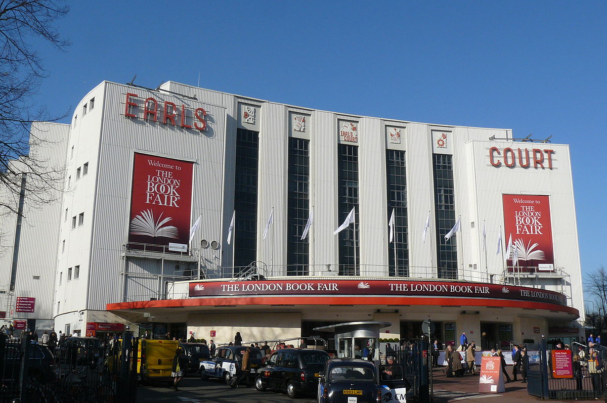 Earl's court as it once was