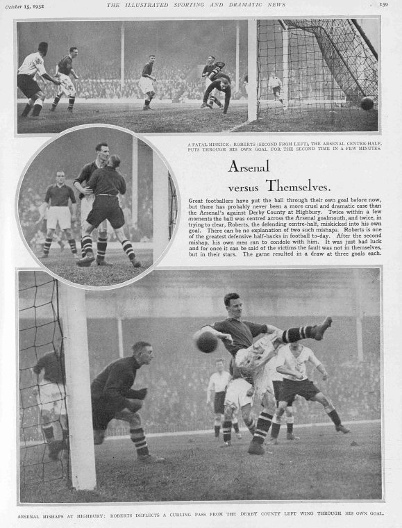 Illustrated Sporting and Dramatic News - Saturday 15 October 1932