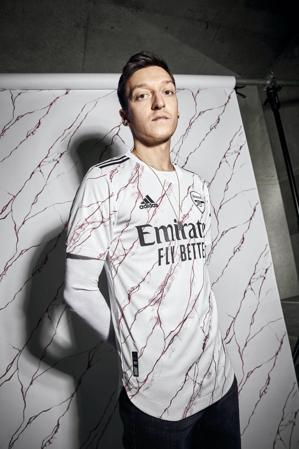 Will we ever get to see Mesut wear this on the pitch?