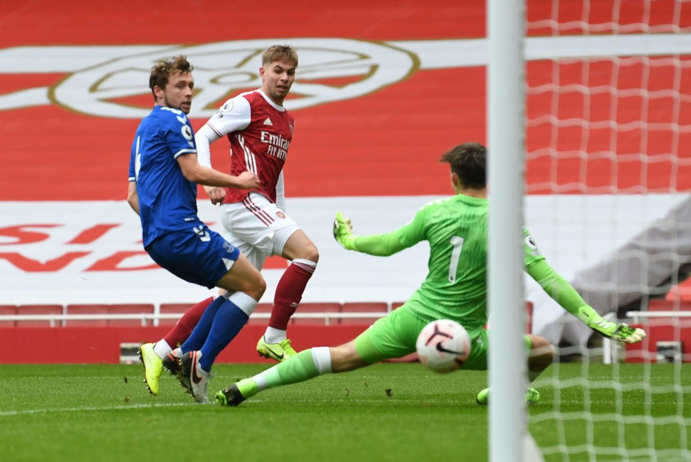 Smith Rowe To Start Arsenal Predicted Lineup Vs Rapid Vienna