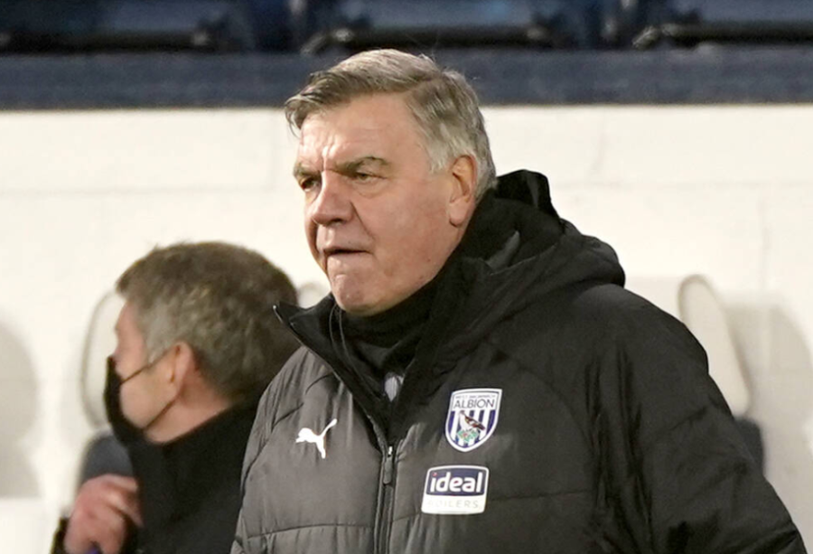 West Bromwich Albion v Arsenal - Premier League - The Hawthorns West Bromwich Albion manager Sam Allardyce on the touchline during the Premier League match at The Hawthorns, West Bromwich. Copyright: Tim Keeton