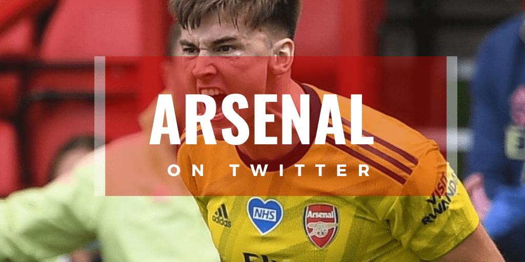Arsenal Twitter