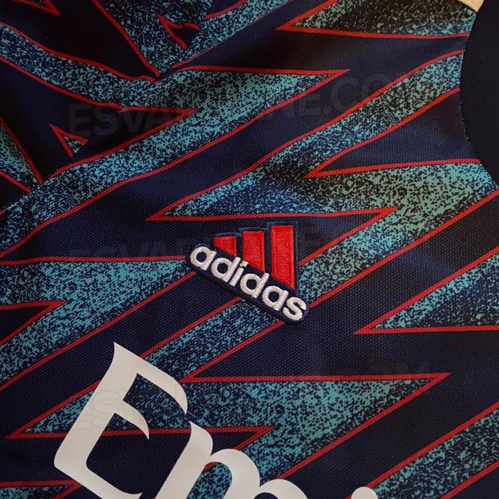 Arsenal Third Kit 2021/22 Photos via Esvaphane.com