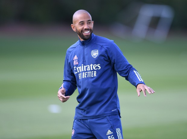 Ryan Garry, 37, who is assistant to Under-23s boss Steve Bould, made the complaint to Per Mertesacker, Arsenal's academy manager Credit: Getty Images - Getty