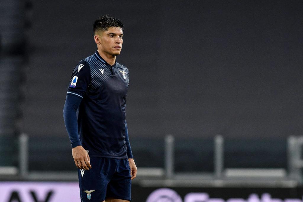 Joaquin Correa of SS Lazio during the Serie A 2020/21 season, at Allianz Stadium in Turin, Italy. Copyright: LiveMedia / Reporter Torino / IPA / LiveMedia