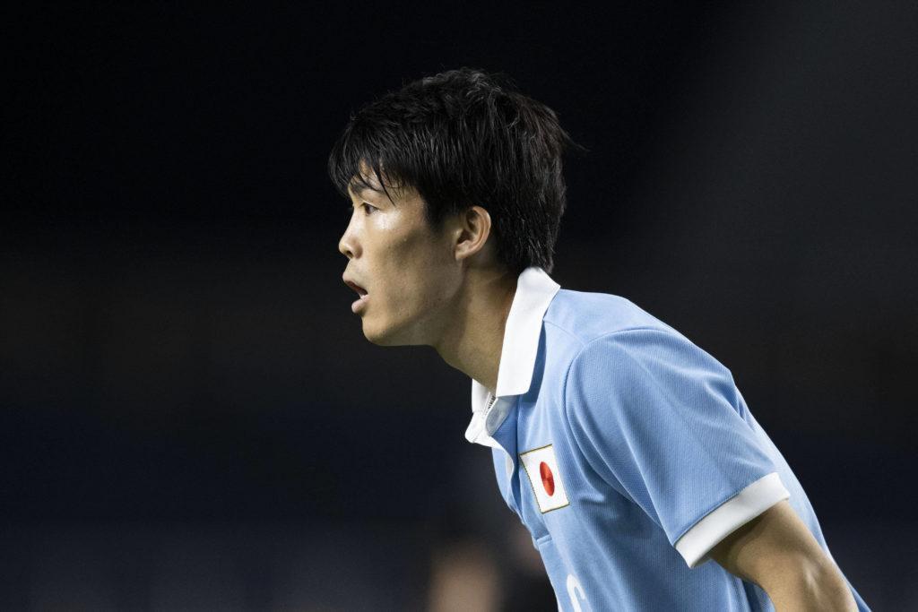 Takehiro Tomiyasu, JUNE 5, 2021 - International Friendly between U-24 Japan and U-24 Ghana. (Photo via Imago Images)