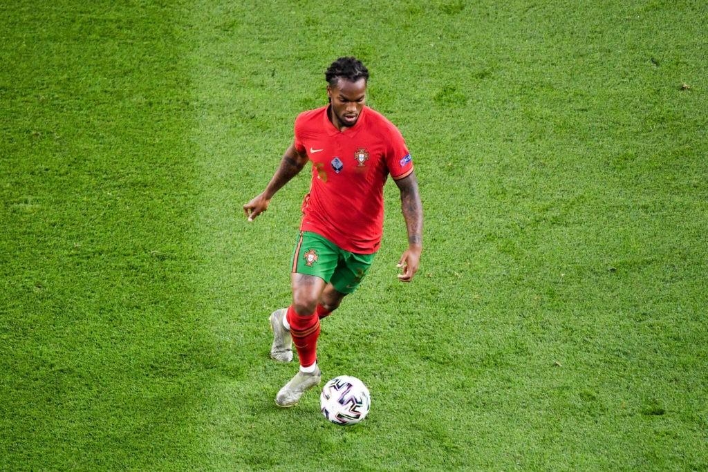 RENATO SANCHES - Portugal vs France - UEFA EURO - 23/06/2021. Anthony BIBARD / FEP / Panoramic