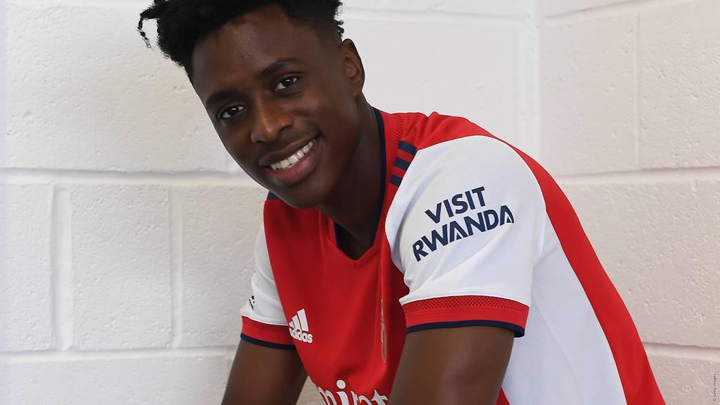 Albert Sambi Lokonga via Arsenal