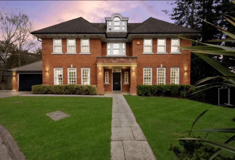 Reiss Nelson's house via Nest Seekers International
