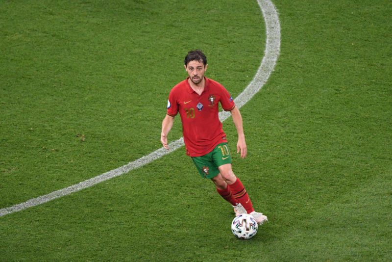 10 BERNARDO SILVA POR FOOTBALL : Portugal vs France - UEFA EURO, EM, Europameisterschaft,Fussball 2020 - 23/06/2021 AnthonyBIBARD/FEP/Panoramic