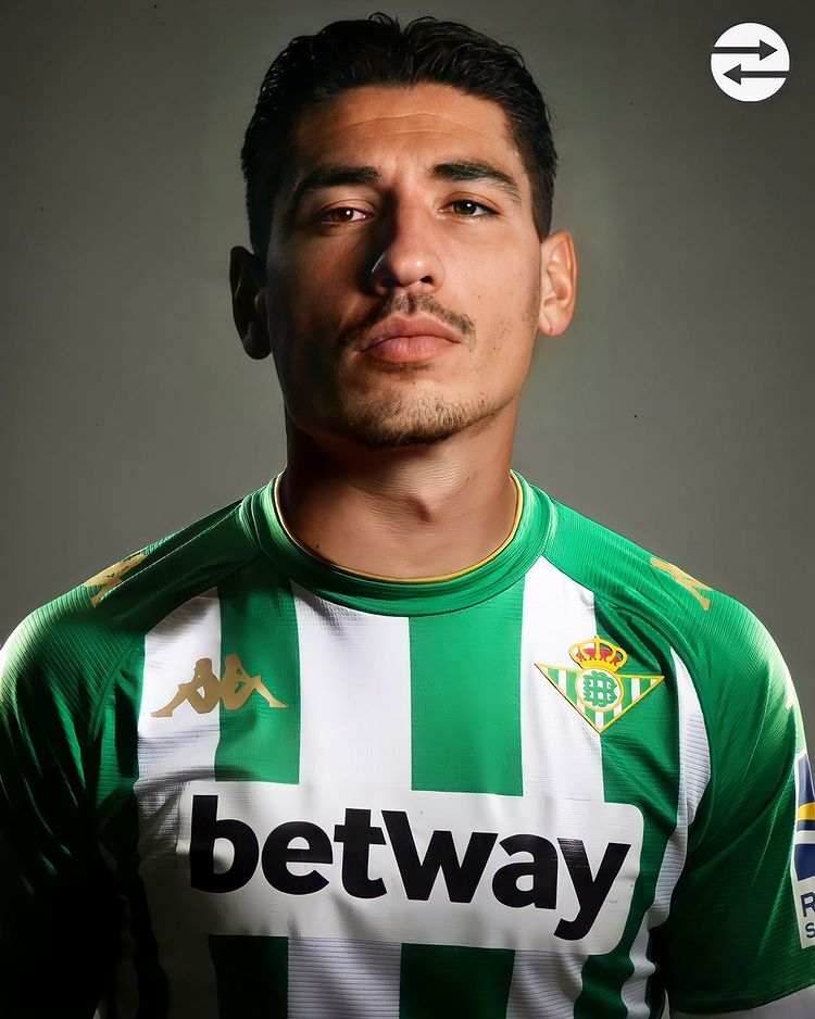 Hector Bellerin at Real Betis