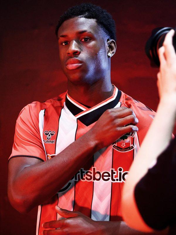 Thierry Small via Southampton